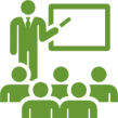 Training & Outreach icon